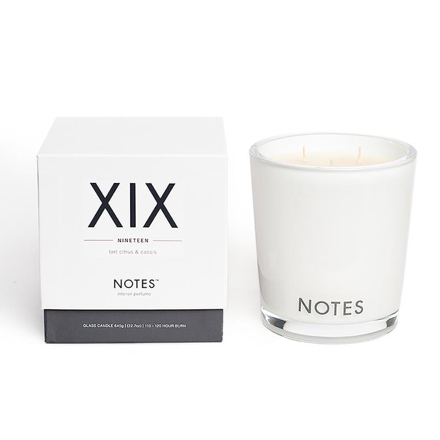 Notes Candles