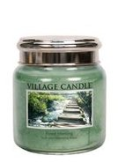 Village Candle Forest Morning Medium Candle