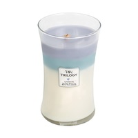 WoodWick Calming Retreat Trilogy Large Candle