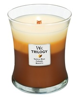 WoodWick Café Sweets Trilogy Medium Candle