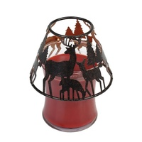 WoodWick Glowing Forest Shade Medium