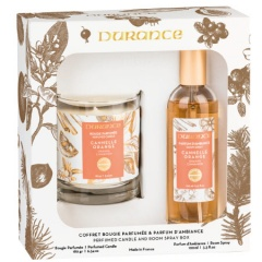 Durance Gift Box Cannelle Orange