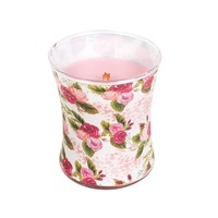 WoodWick Rose Illustrated Hourglass