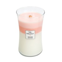 WoodWick Island Getaway Trilogy Large Candle