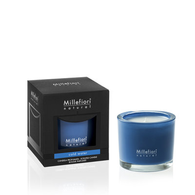 Millefiori Natural Cold Water Candle