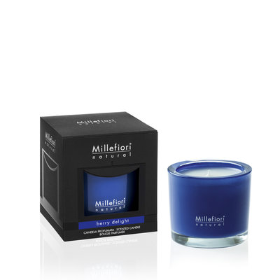 Millefiori Natural Berry Delight Candle
