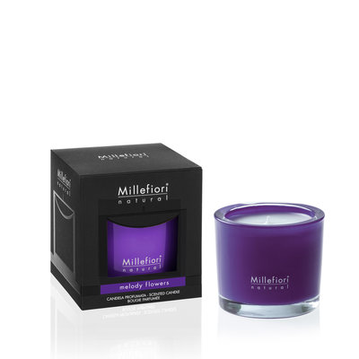 Millefiori Natural Melody Flowers Candle