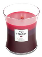 WoodWick Sun Ripened Berries Trilogy Medium