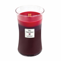 WoodWick Sun Ripened Berries Trilogy Large