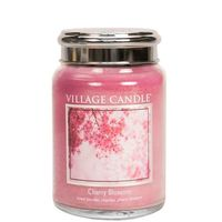 Village Candle Cherry Blossom Large Candle