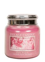 Village Candle Cherry Blossom Medium Candle