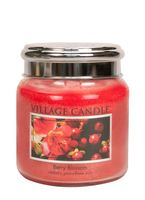 Village Candle Berry Blossom Medium Candle