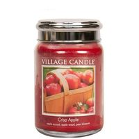 Village Candle Crisp Apple Large Candle
