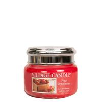 Village Candle Fresh Strawberries Mini Candle
