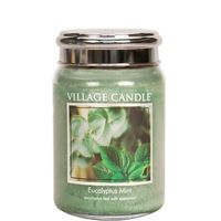 Village Candle Eucalyptus Mint Large Candle