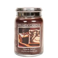 Village Candle Brownie Delight Large Candle