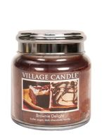 Village Candle Brownie Delight Medium Candle