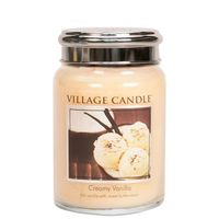 Village Candle Creamy Vanilla Large Candle