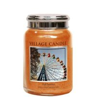 Village Candle Fall Festival Large Candle