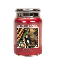 Village Candle Christmas Spice Large Candle
