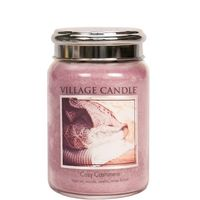 Village Candle Cozy Cashmere Large Candle