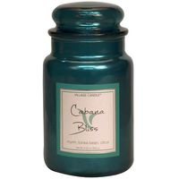 Village Candle Cabana Bliss Metallic Large Candle