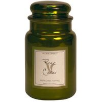 Village Candle Pear Cooler Metallic Large Candle