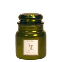 Village Candle Pear Cooler Metallic Medium Candle