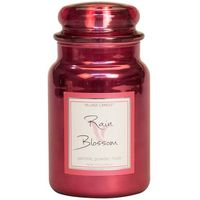 Village Candle Rain Blossom Metallic Large Candle