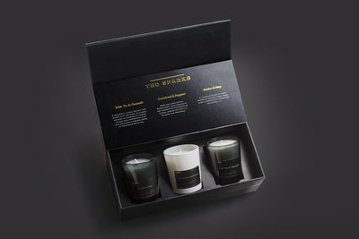 Ted Sparks Giftset