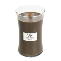 WoodWick Oudwood Large Candle