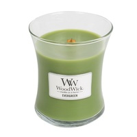 WoodWick Evergreen Large Candle