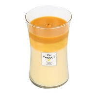 WoodWick Fruits of Summer Trilogy Large Candle