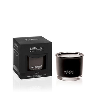 Millefiori Natural Nero Candle