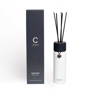 Notes C - Smoked Amber & Oud Diffuser