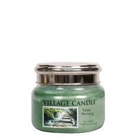 Village Candle Forest Morning Mini Candle